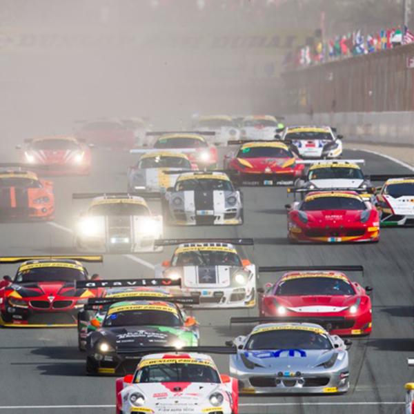 Ram Racing Dubai 24h