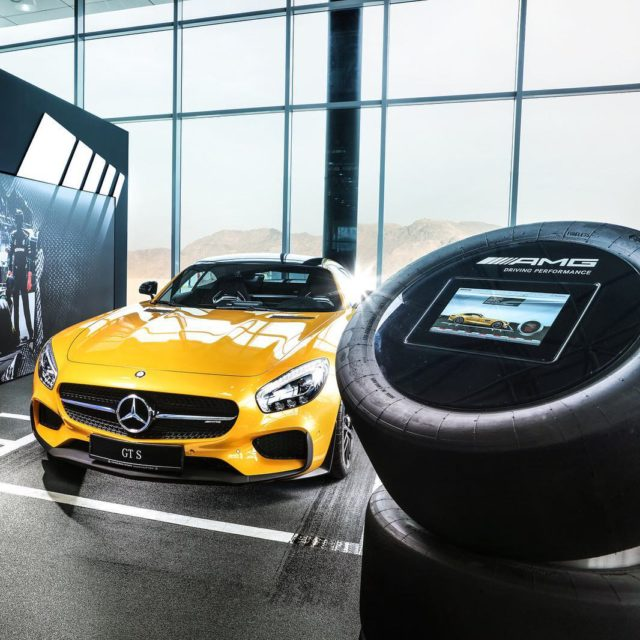 Our comissioned work for amg amggts mercedes canonme