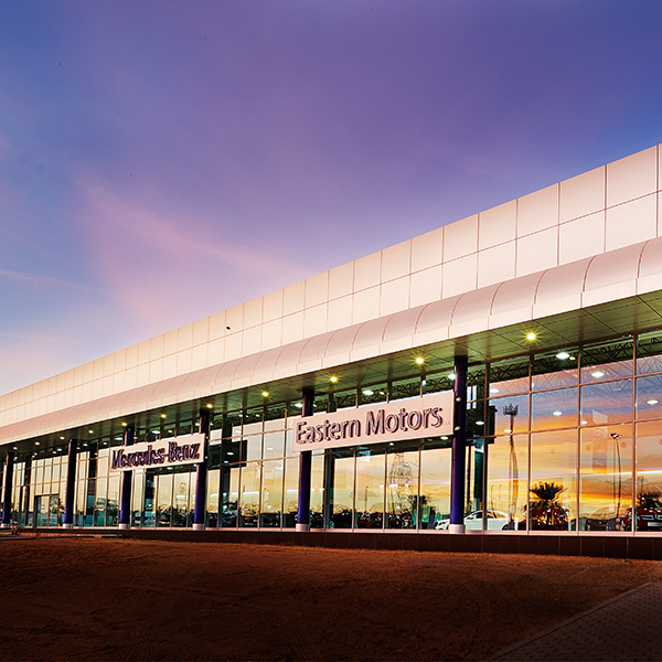 Mercedes Benz Showroom Opening Al Ain