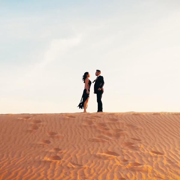 Desert Tango A Passion Project
