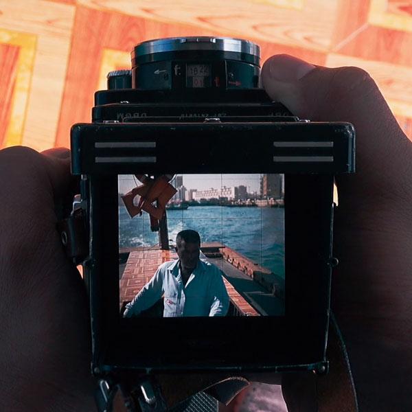 Seeing Dubai Through a Rolleiflex